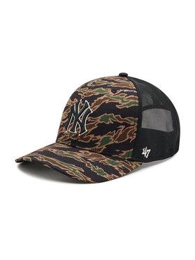 47 Brand 47 Brand Шапка с козирка New York Yankees Drop Zone B-DRZNM17PTP-E1 Цветен