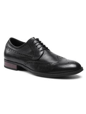Wittchen Wittchen Κλειστά παπούτσια 92-M-919-1 Μαύρο