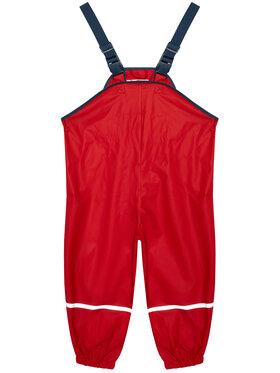 Playshoes Playshoes Панталони за дъжд 405424 M Червен Regular Fit