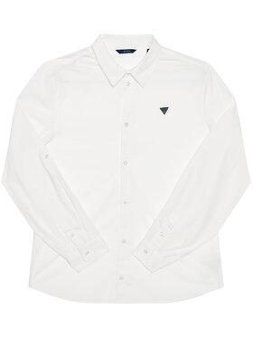 Guess Guess Košeľa L81H14 W7RY0 Biela Regular Fit