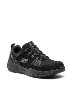 Skechers Skechers Κλειστά παπούτσια Equalizer 4.0 Trail 237023/BBK Μαύρο