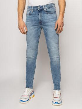 Calvin Klein Jeans Calvin Klein Jeans jeansy Skinny Fit J30J314591 Blu Skinny Fit