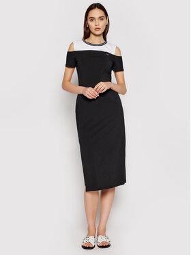 Liu Jo Sport Liu Jo Sport Ежедневна рокля TA1030 J5756 Черен Regular Fit
