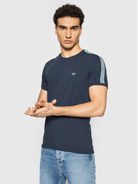 Emporio Armani Underwear Emporio Armani Underwear T-shirt 111890 1A717 00135 Blu scuro Regular Fit
