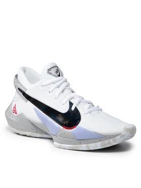 Nike Nike Обувки Zoom Freak 2 CK5424 100 Бял