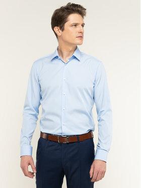 Boss Boss Košeľa Eliot 50427520 Modrá Regular Fit