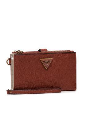 Guess Guess Великий жіночий гаманець SWVB83 85570 Коричневий