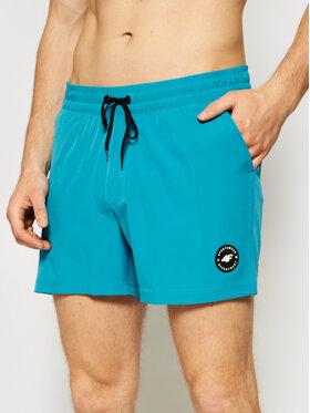4F 4F Kupaće hlače SKMT001 Plava Regular Fit