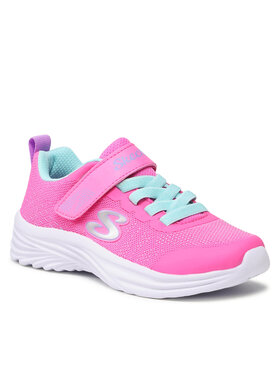 Skechers Skechers Sneakersy Radiant Rogue 302448L/PKMT Różowy