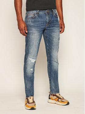 Armani Exchange Armani Exchange jeansy Skinny Fit 6HZJ14 Z3GXZ 1500 Blu Skinny Fit