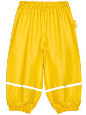 Playshoes Playshoes Pantalon en tissu 405421 M Jaune Regular Fit
