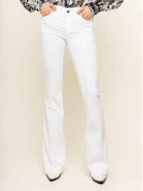 Liu Jo Liu Jo Jean bootcut B.Up Beat Reg.W. WXX036 T7144 Blanc Regular Fit