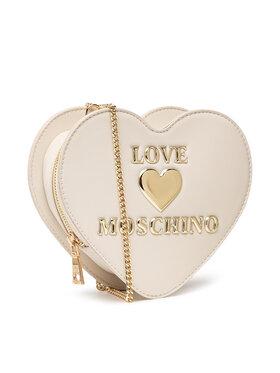 LOVE MOSCHINO LOVE MOSCHINO Geantă JC4167PP1DLF0110 Bej
