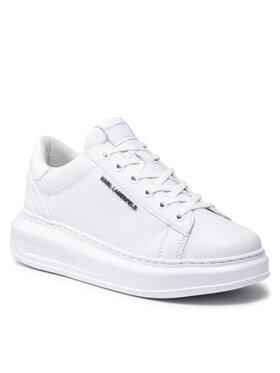 KARL LAGERFELD KARL LAGERFELD Sneakersy KL62525 Bílá