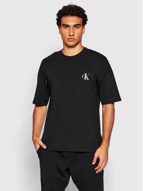 Calvin Klein Underwear Calvin Klein Underwear Marškinėliai 000NM1793E Juoda Regular Fit