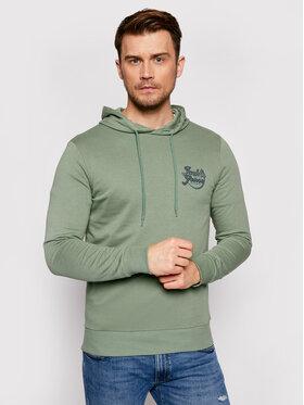 Jack&Jones Jack&Jones Bluză Brians 12185699 Verde Regular Fit