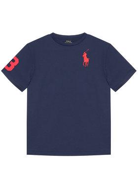 Polo Ralph Lauren Polo Ralph Lauren T-shirt Ss Cn 323832907019 Bleu marine Regular Fit