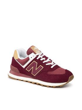New Balance New Balance Sneakers ML574AD2 Dunkelrot