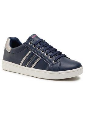 Geox Geox Sneakers J Djrock G. G J944MG 054AJ C0673 S Blu scuro