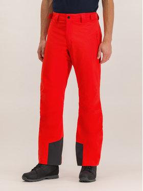 Helly Hansen Helly Hansen Lyžařské kalhoty Lifaloft Hooded Insulator 65704 Červená Regular Fit