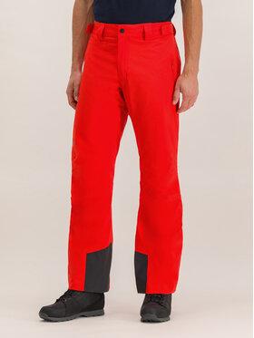 Helly Hansen Helly Hansen Pantaloni de schi Lifaloft Hooded Insulator 65704 Roșu Regular Fit