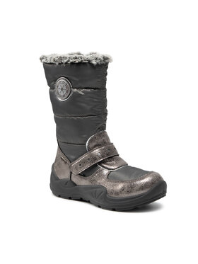Primigi Primigi Μπότες Χιονιού GORE-TEX 8384311 D Γκρι