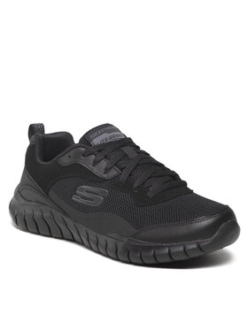 Skechers Skechers Sneakersy Betley 232046/BBK Czarny