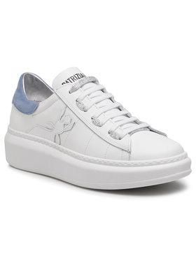 Patrizia Pepe Patrizia Pepe Sneakersy 2V9708/A3KW-J3M7 Bílá