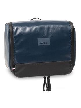 Strellson Strellson Kosmetický kufřík Stockwell 4010002788 Tmavomodrá
