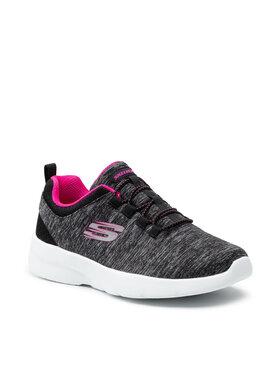 Skechers Skechers Παπούτσια In A Flash 12965/BKHP Γκρι
