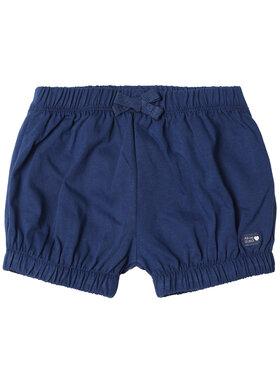 Primigi Primigi Pantalon scurți din material Easy Wear Girl 45246501 Bleumarin Regular Fit