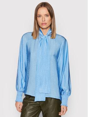 Gestuz Gestuz Marškiniai Luella 10905486 Mėlyna Regular Fit