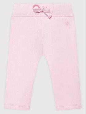 United Colors Of Benetton United Colors Of Benetton Pantaloni da tuta 3J70I0046 Rosa Regular Fit