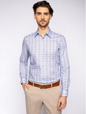 Joop! Joop! Košile Pierce 30018889 Modrá Slim Fit