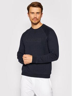 Guess Guess Sweatshirt U1YA02 K9V31 Bleu marine Regular Fit