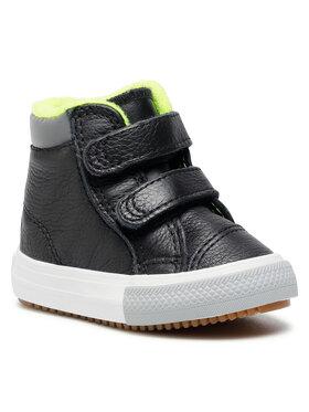 Converse Converse Sneakersy Ctas 2V Pc Boot Hi 769332C Černá