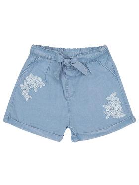 Primigi Primigi Pantalon scurți din material 43241501 Albastru Regular Fit