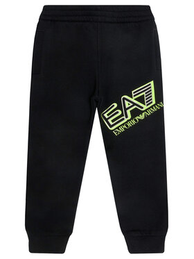 EA7 Emporio Armani EA7 Emporio Armani Pantalon jogging 6HBP53 BJ07Z 1200 Noir Regular Fit