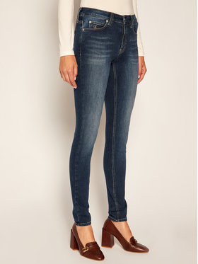 Calvin Klein Jeans Calvin Klein Jeans Blugi Skinny Fit Ckj 011 J20J214098 Bleumarin Skinny Fit