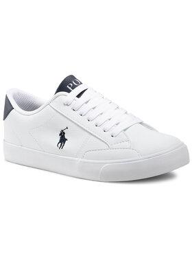Polo Ralph Lauren Polo Ralph Lauren Sneakersy Theron IV RF102980 Biały