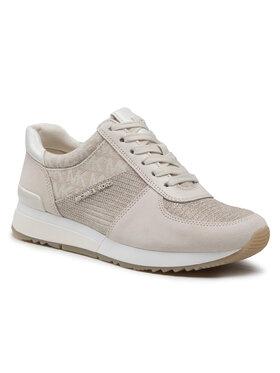 MICHAEL Michael Kors MICHAEL Michael Kors Sneakers Allie Trainer 43R1ALFS4D Beige