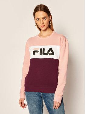 Fila Fila Bluza Leah 687043 Kolorowy Regular Fit