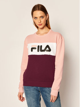 Fila Fila Sweatshirt Leah 687043 Multicolore Regular Fit