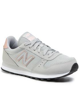 New Balance New Balance Sneakersy WL311BAG Šedá