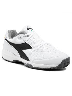 Diadora Diadora Pantofi S.Challenge 3 Sl Clay 101.177609 01 C9078 Alb