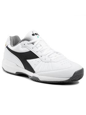 Diadora Diadora Παπούτσια S.Challenge 3 Sl Clay 101.177609 01 C9078 Λευκό
