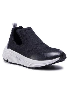 Max Mara Max Mara Sneakersy Richard 47660107600 Černá