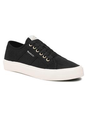 Gant Gant Sneakersy Pinestreet 22539575 Čierna