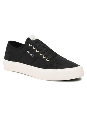 Gant Gant Sneakersy Pinestreet 22539575 Czarny