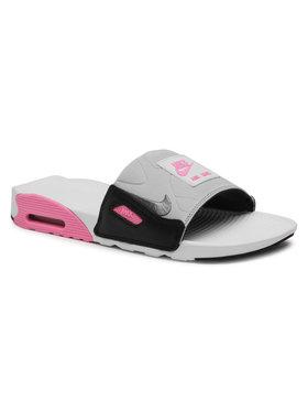 Nike Nike Nazouváky Air Max 90 Slide BQ4635 100 Šedá